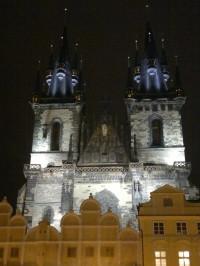 Thynkirche, Prag Dezember 2013