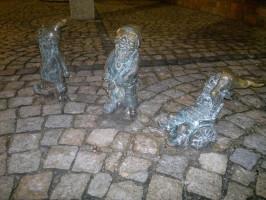 Die Zwerge von Wroclaw...