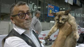 Luigi Comorio und ich
